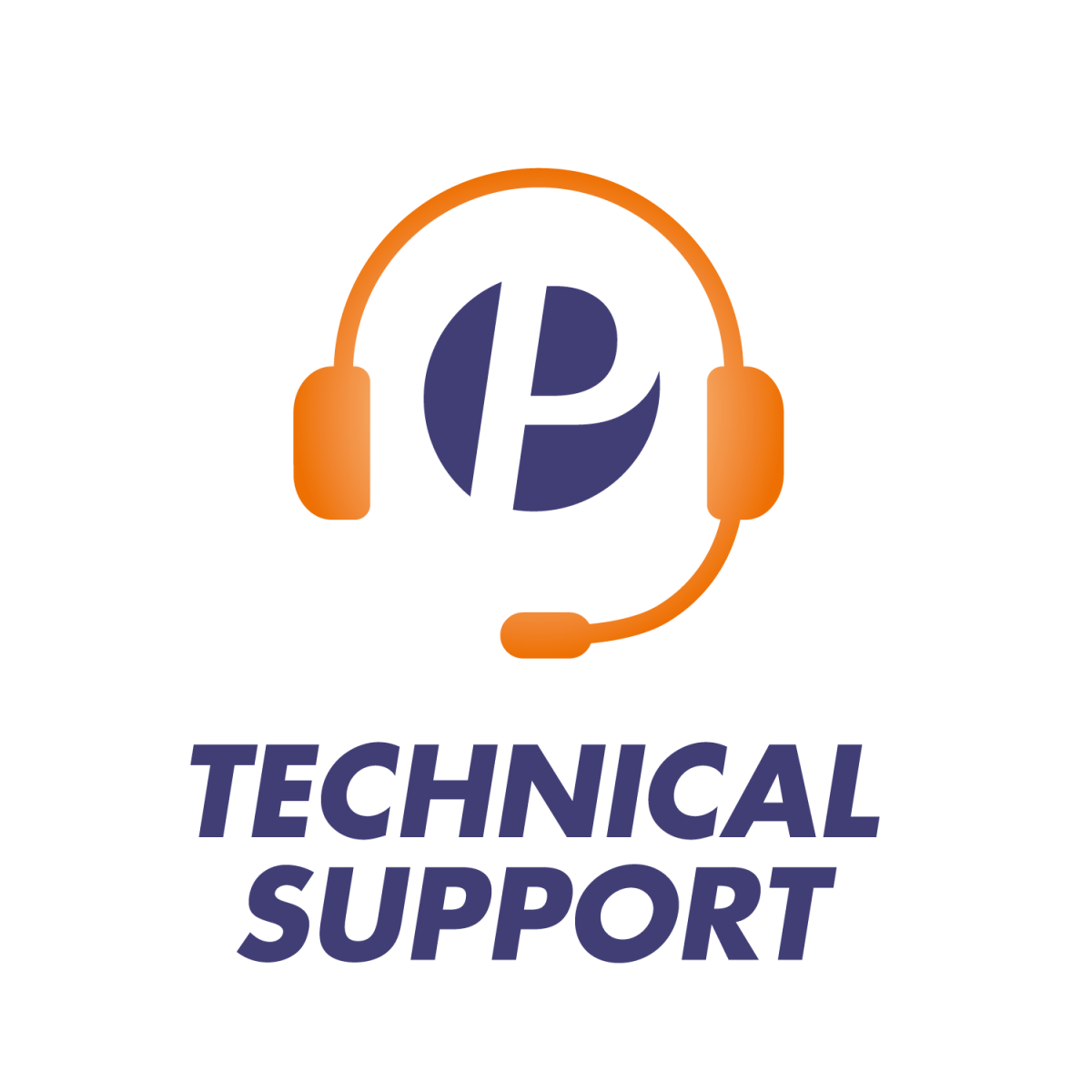TECHNICAL SUPPORT - LOGO